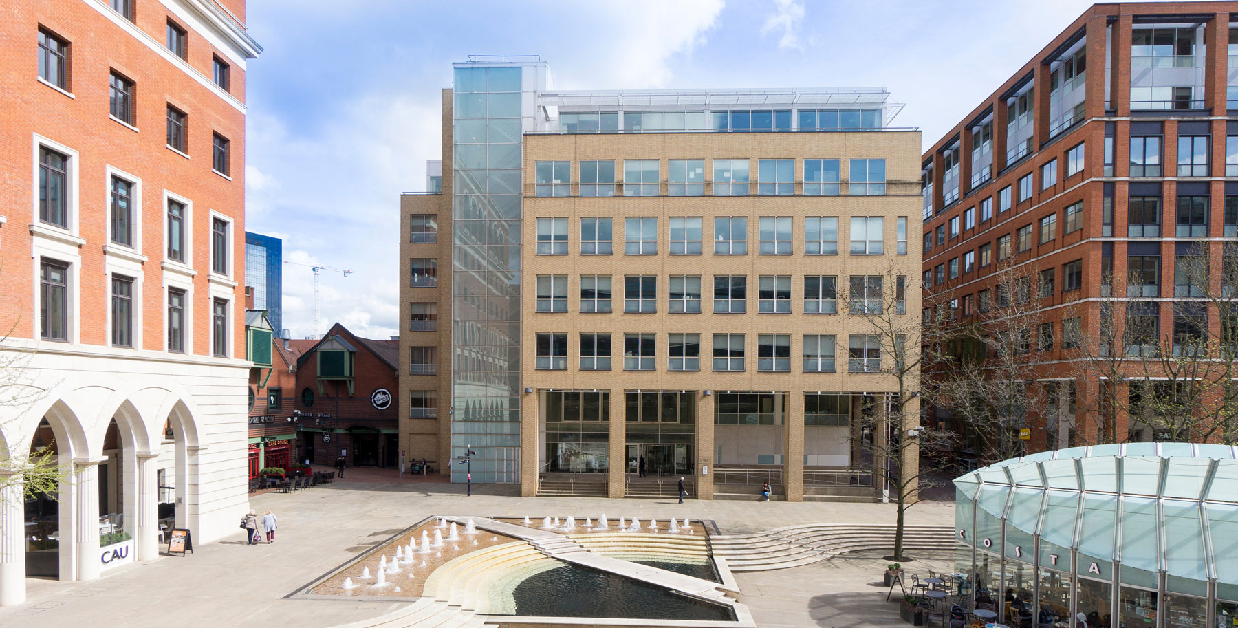 Aver Property acquires 2 Brindleyplace in Birmingham in £29 million debut deal